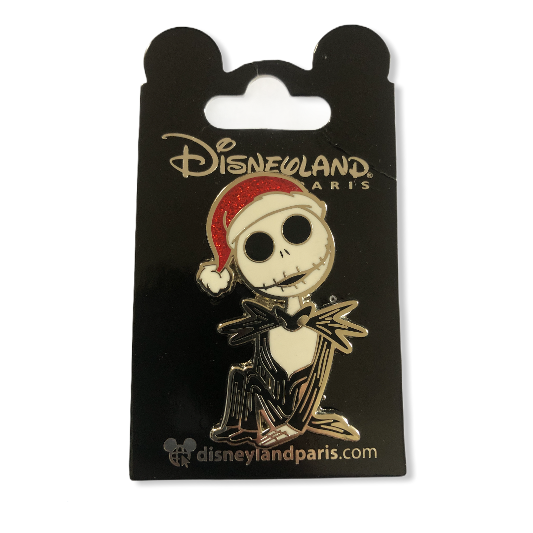 Disney - L\'étrange noël de Monsieur Jack : Pin's Jack noël OE