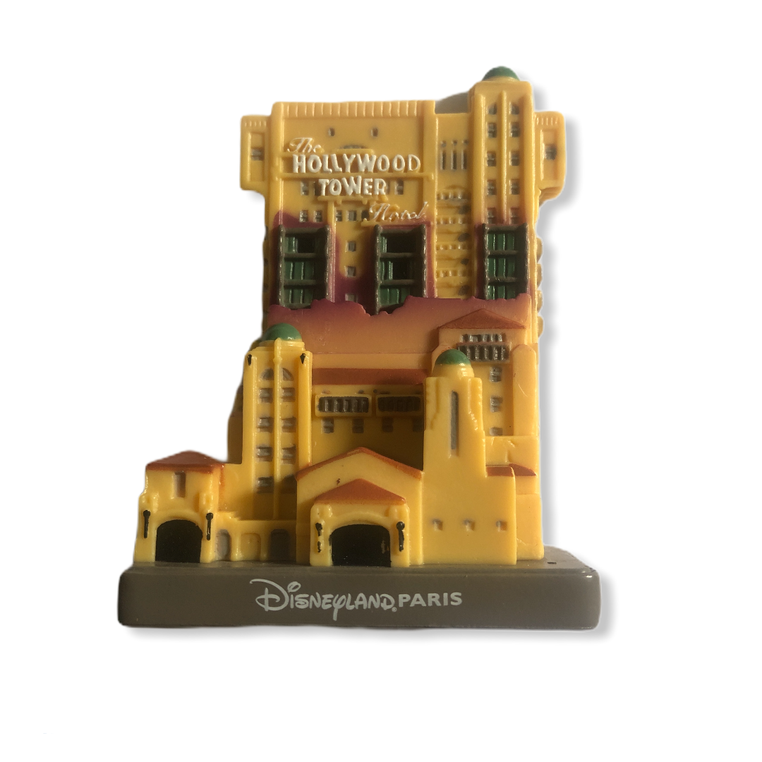 Disney - The Hollywood Tower Hotel : Magnet TOT 3D