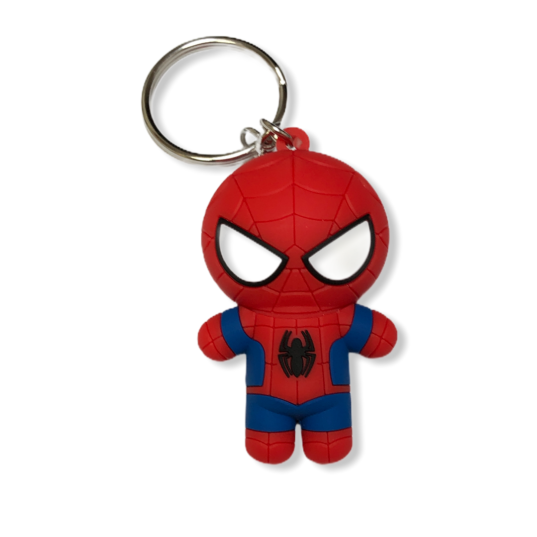 Marvel - Spiderman : Porte-clé Spiderman SPVC