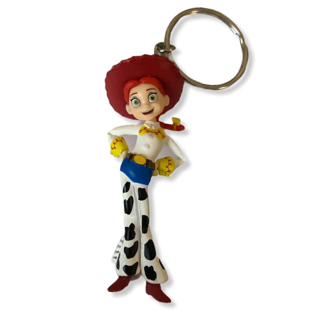Disney - Toy Story 2 : Porte-clé Jessie SPVC