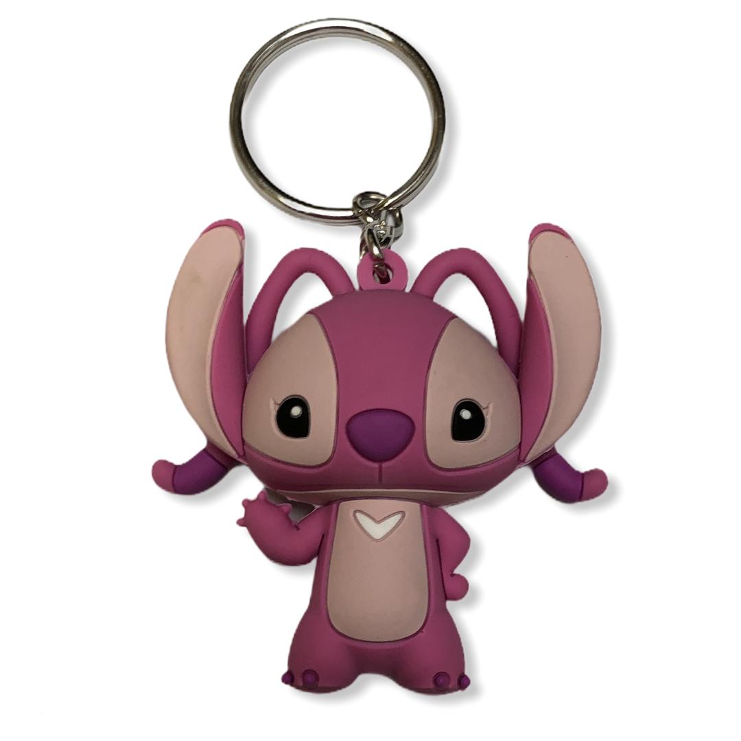 Disney - Lilo et Stitch 2 : Porte-clé Angel SPVC