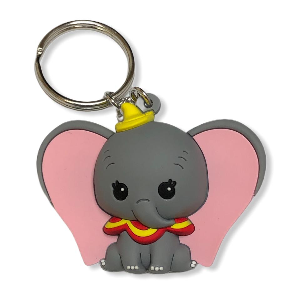 Disney - Dumbo : Porte-clé Dumbo SPVC