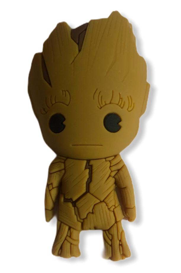 Marvel - Les gardiens de la galaxie : Magnet Groot 2D SPVC