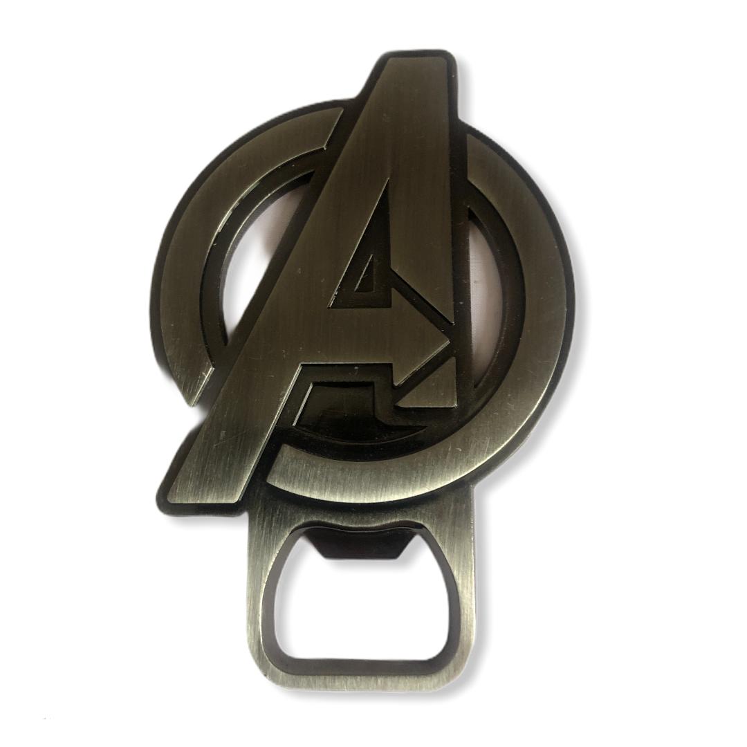 Marvel - Avengers : Magnet logo décapsuleur