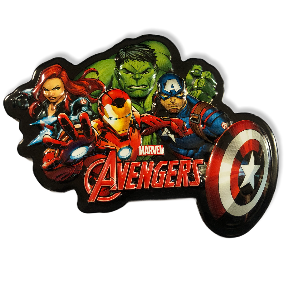 Marvel - Avengers : Magnet perso. MARVEL
