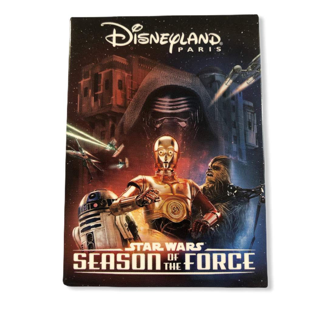 Star Wars - Magnet illust. Season of the force