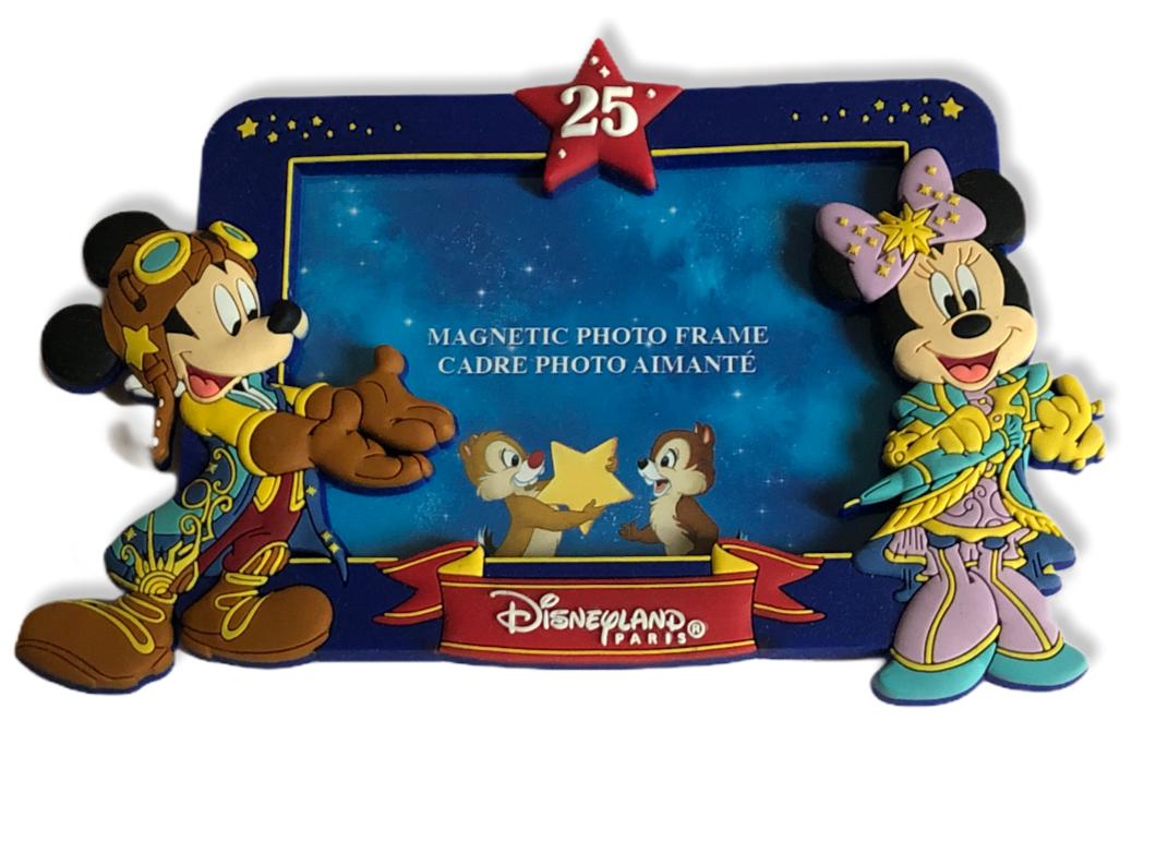 Disney - Mickey et ses amis : Magnet cadre photo 25th