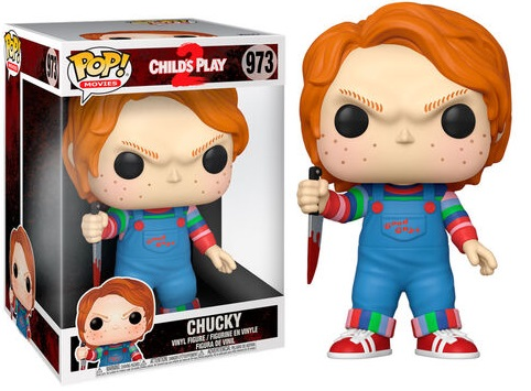 Child\'s Play 2 - Bobble Head Funko Pop N°973 : Chucky