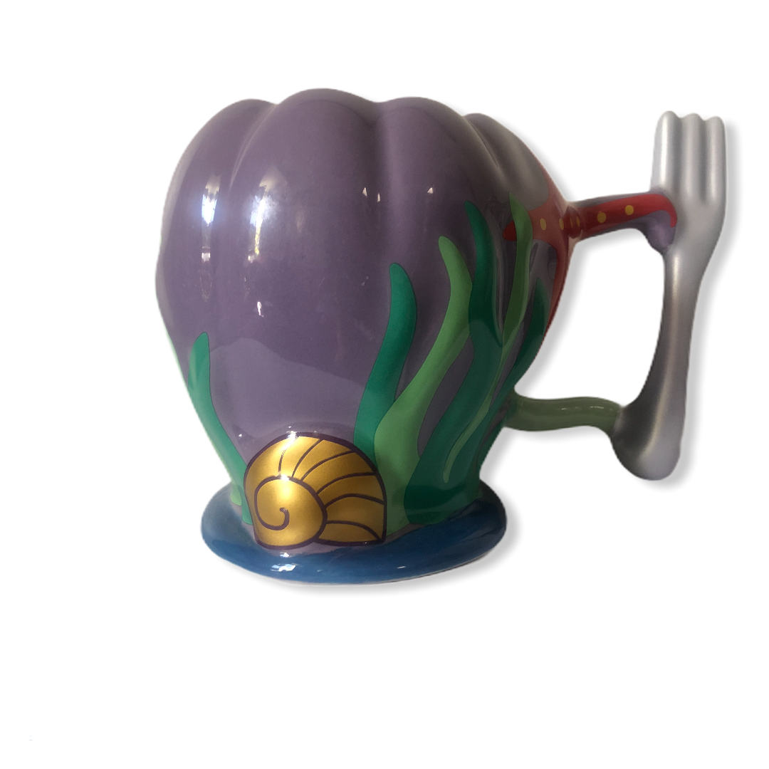Disney - La petite sirène : Mug Ariel Shell 3D