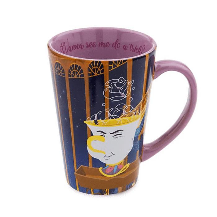 Disney - La Belle et la Bête : Mug Zip scène