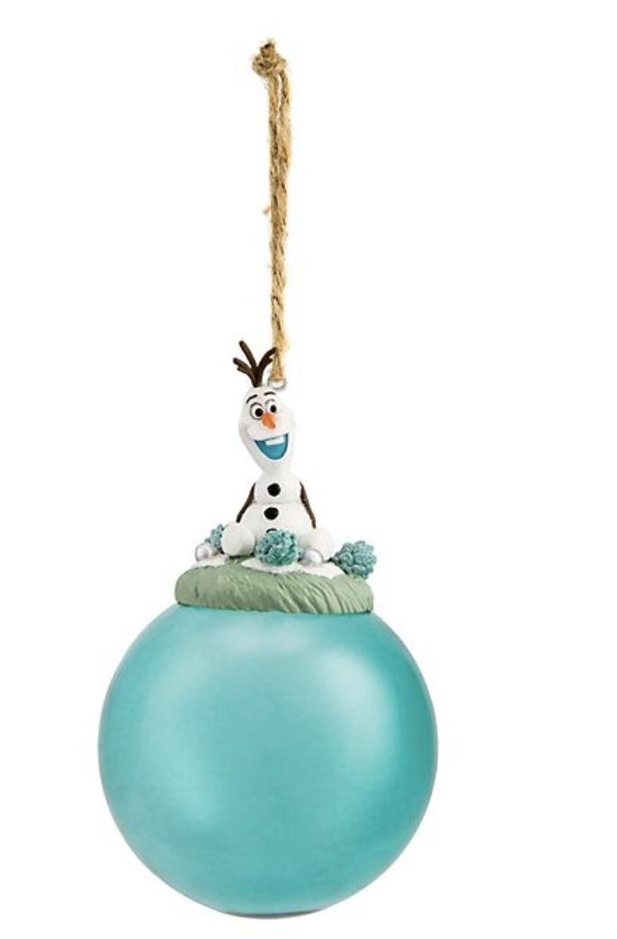 Disney - La reine des neiges : Boule Olaf