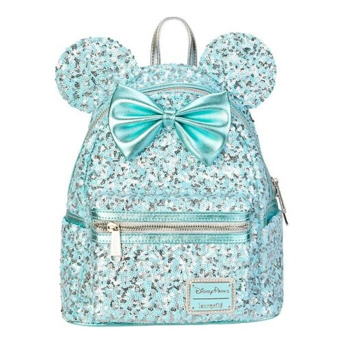Disney - La reine des neiges - Loungefly : Sac Aqua Blue Arendelle