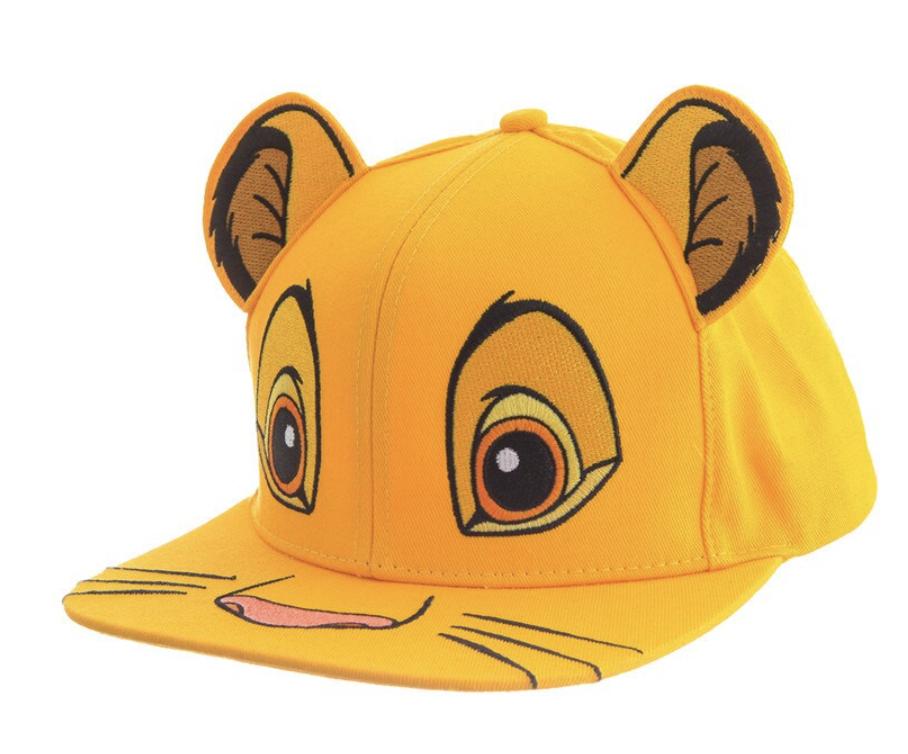 Disney - Le roi lion : Casquette Simba