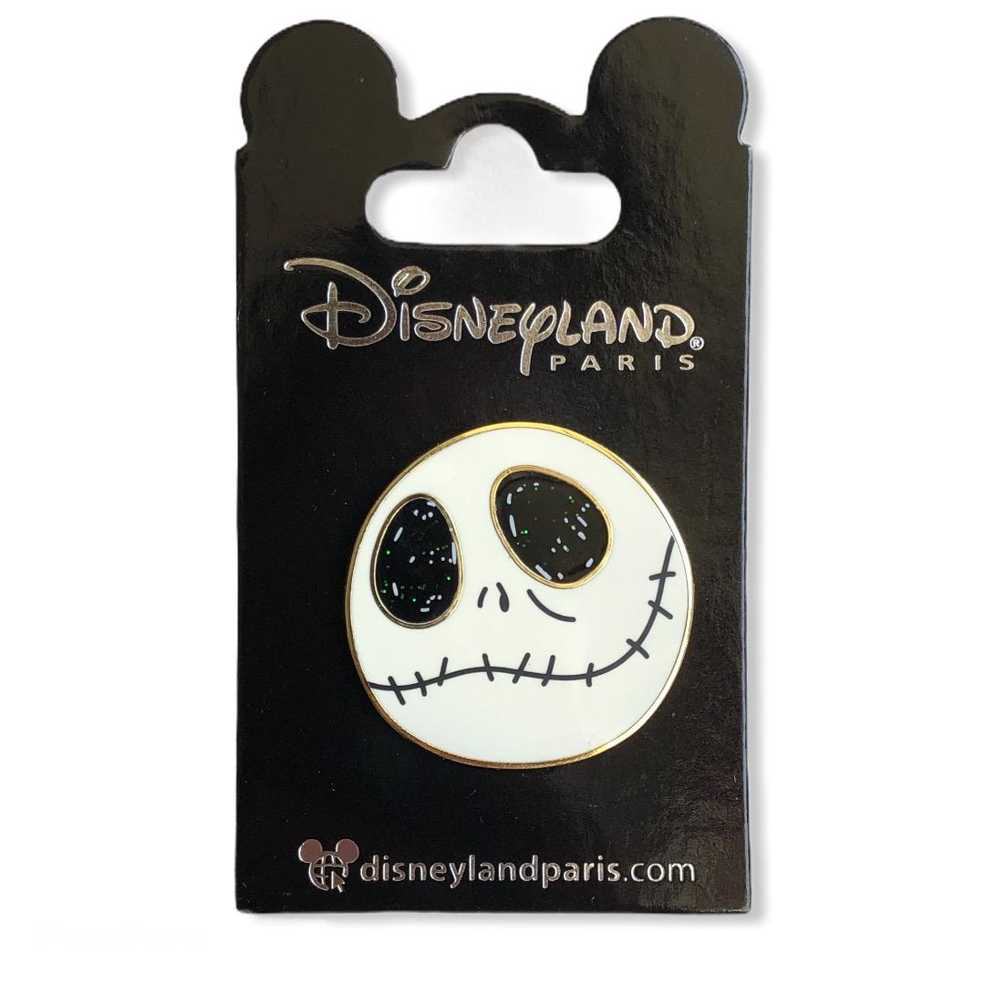 Disney - L\'étrange noël de Monsieur Jack : Pin\'s Jack tête OE