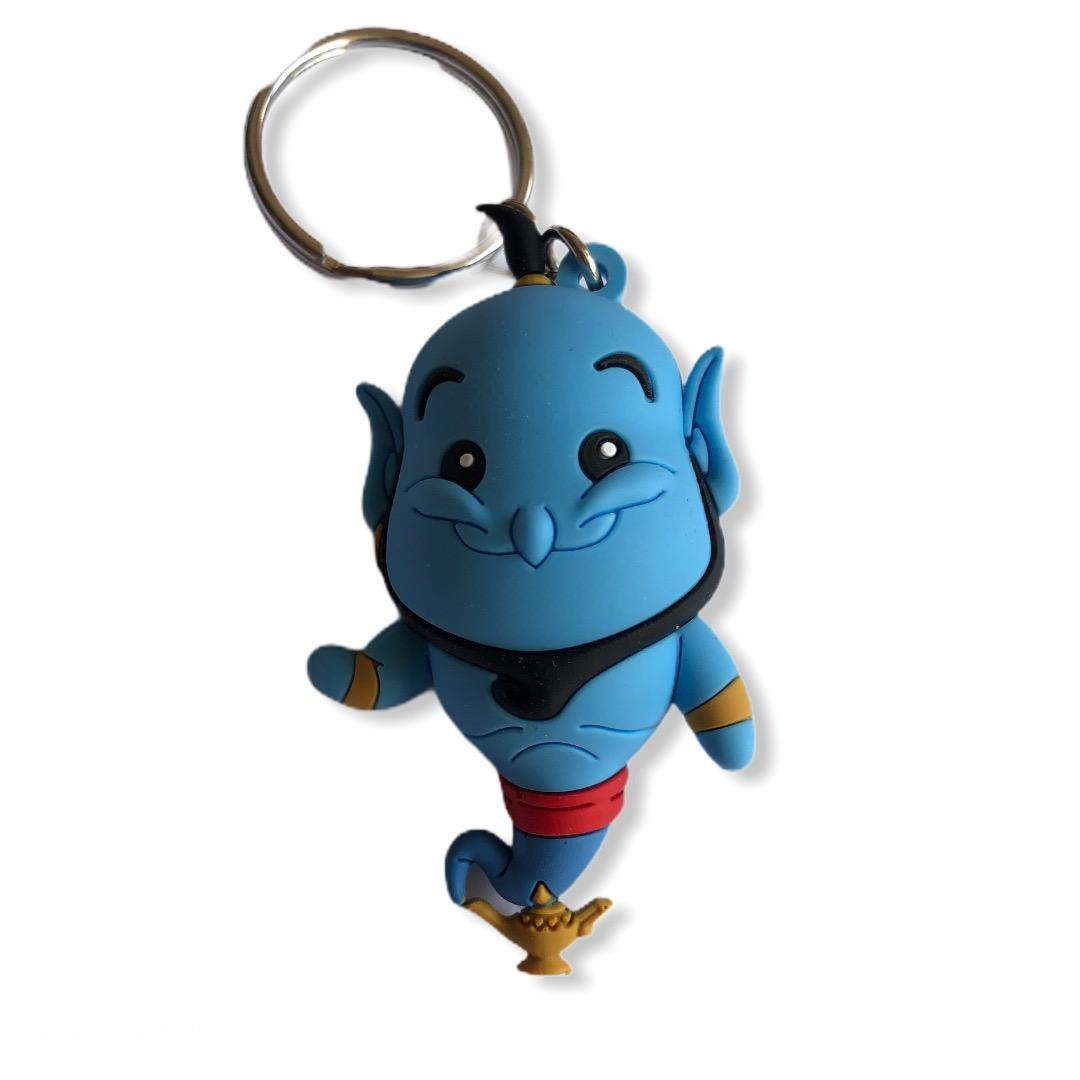 Disney - Aladdin : Porte-clé Génie SPVC