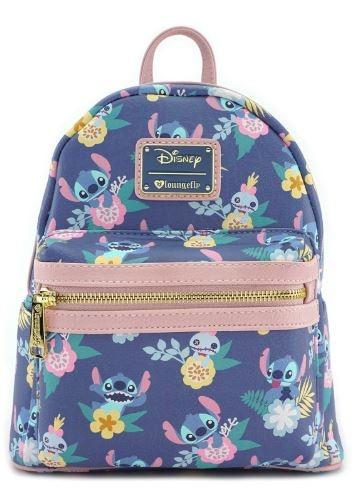 Disney - Lilo et Stitch - Sac Loungefly  Stitch