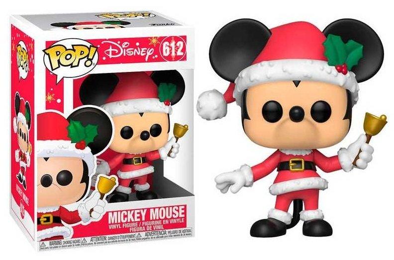 Disney - Funko POP N° 612 - Holiday Mickey Mouse