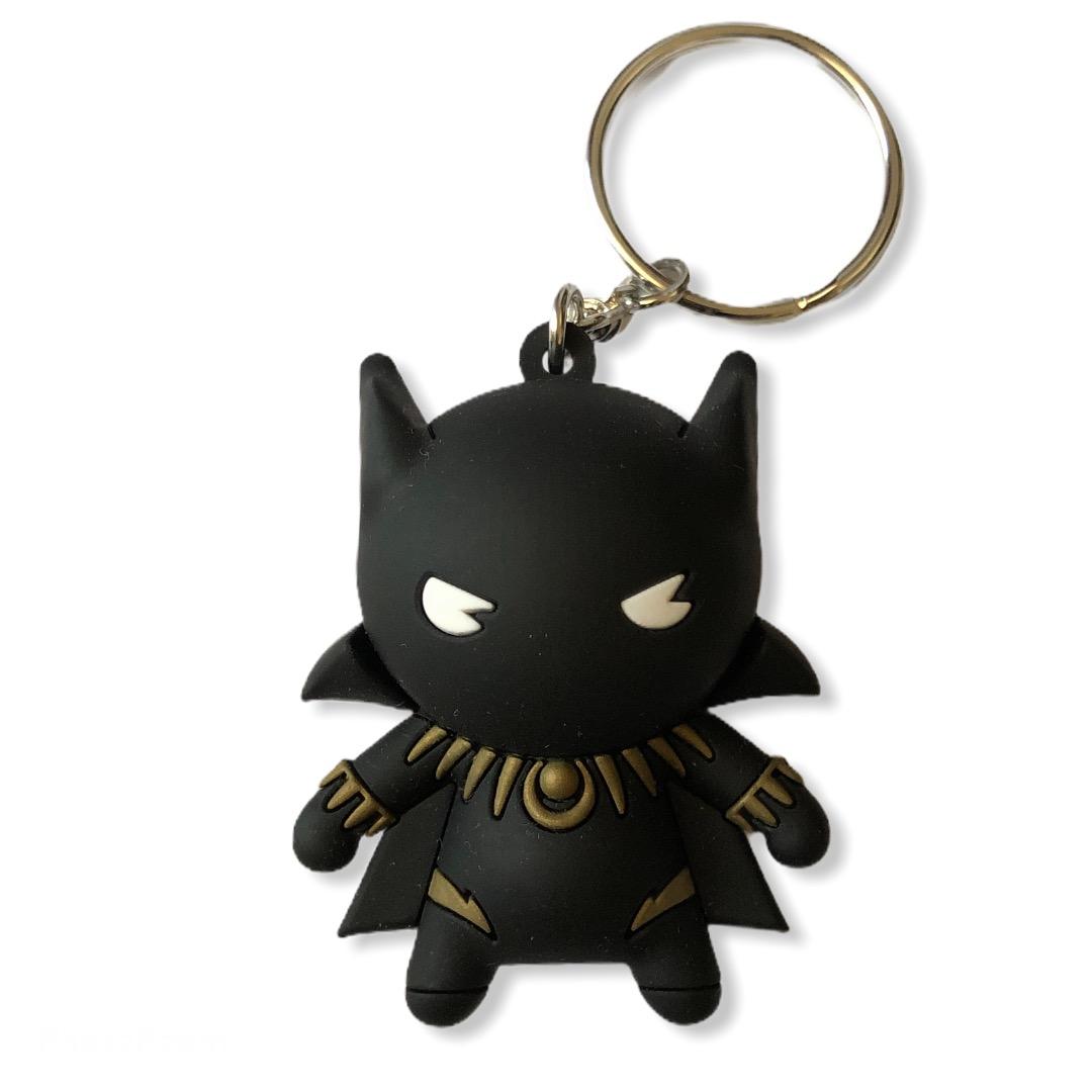 Marvel - Avengers : Porte-clé Black Panther SPVC