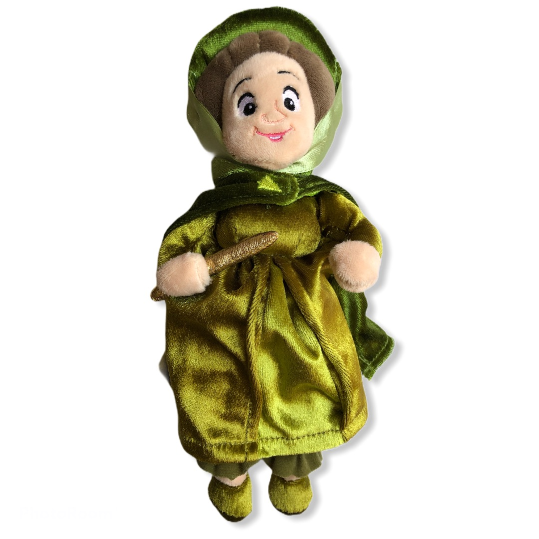 Disney - La Belle au bois dormant : Peluche Paquerette