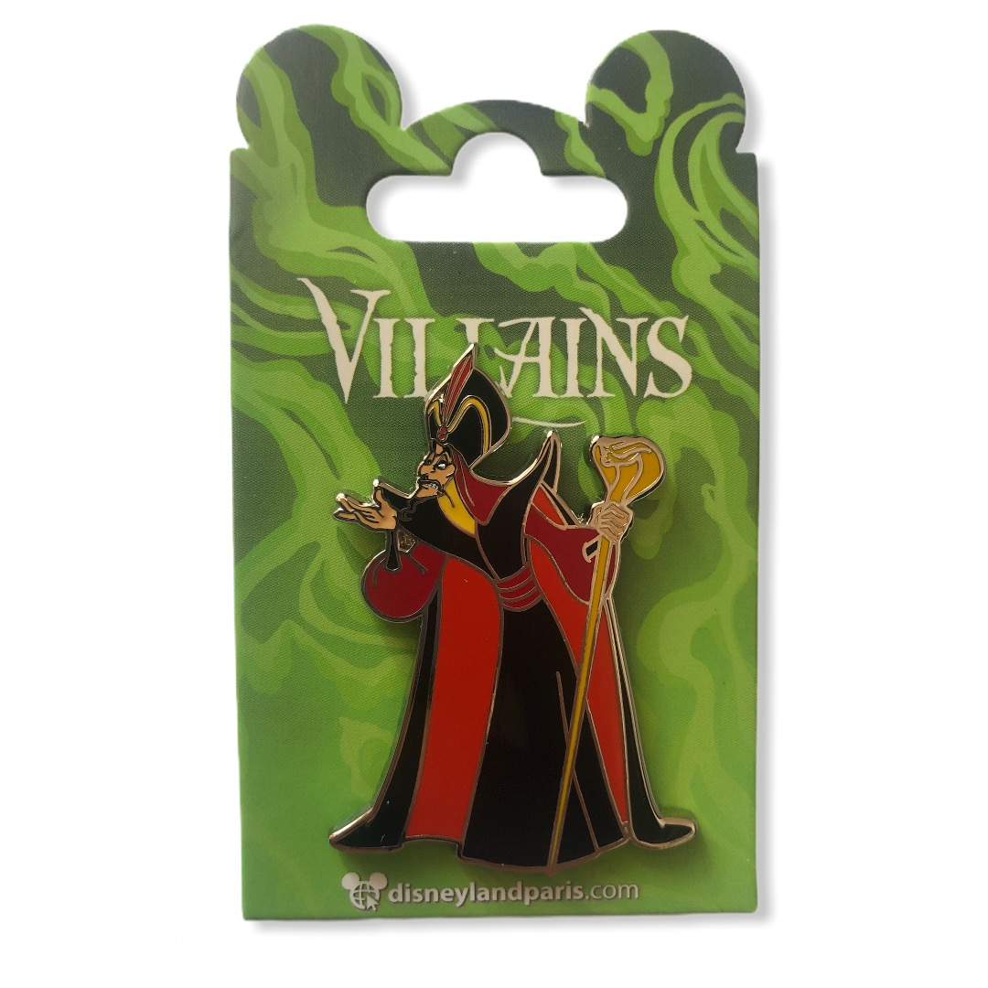 Disney - Aladdin : Pin\'s Villains Jafar OE