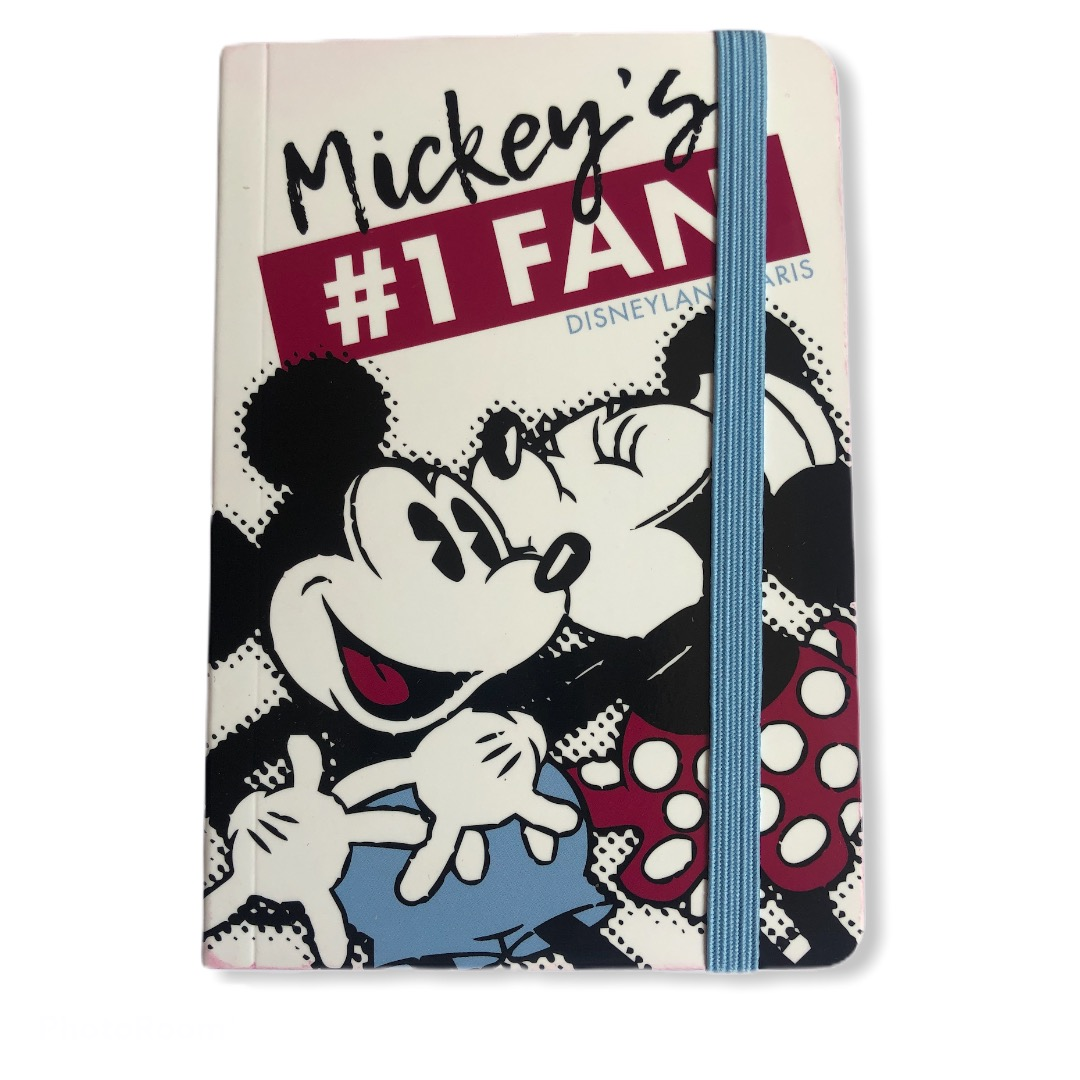Disney - Mickey Mouse : Carnets A6 Mk célébration