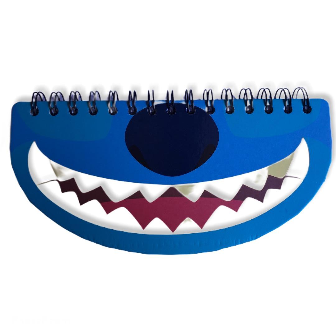 Disney - Lilo et Stitch : Carnets sourire Stitch