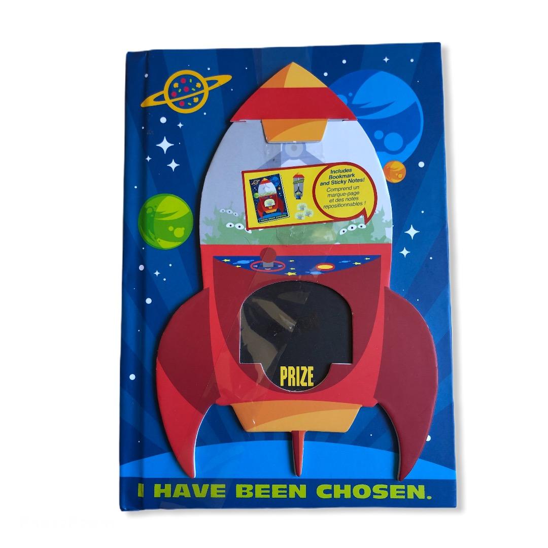 Disney - Toy Story : Carnet Alien ENDOMMAGÉ