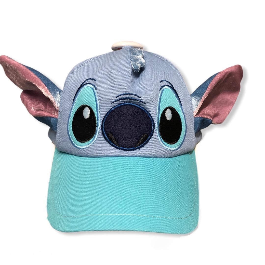 Disney - Lilo et Stitch : Casquette Stitch Oreille