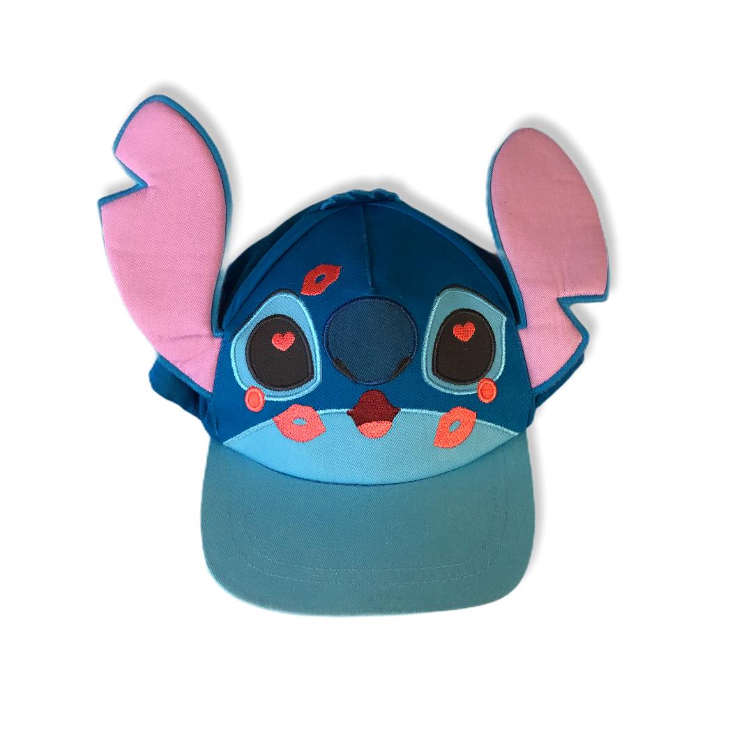 Disney - Lilo et Stitch : Casquette Stitch et Angel