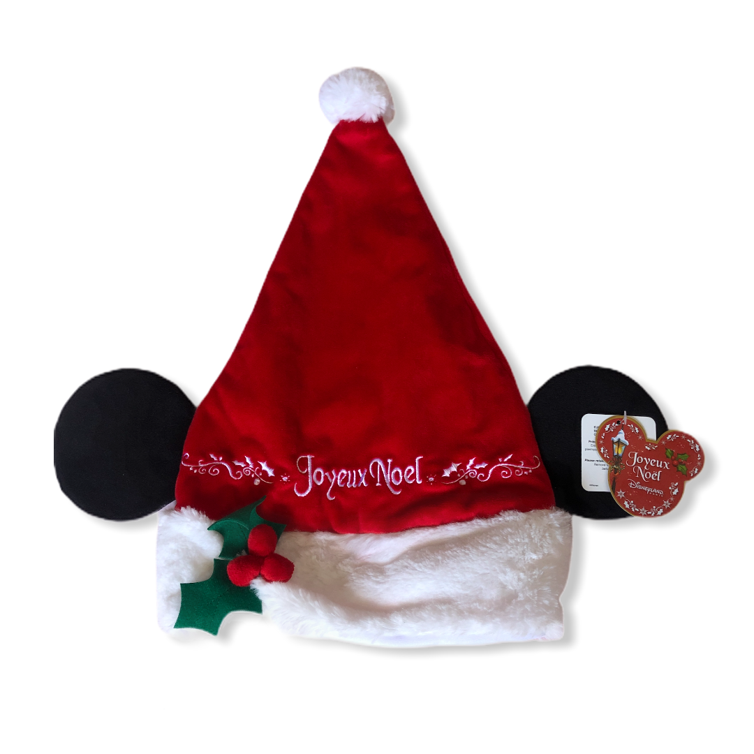 Disney - Mickey Mouse: Chapeau Noël