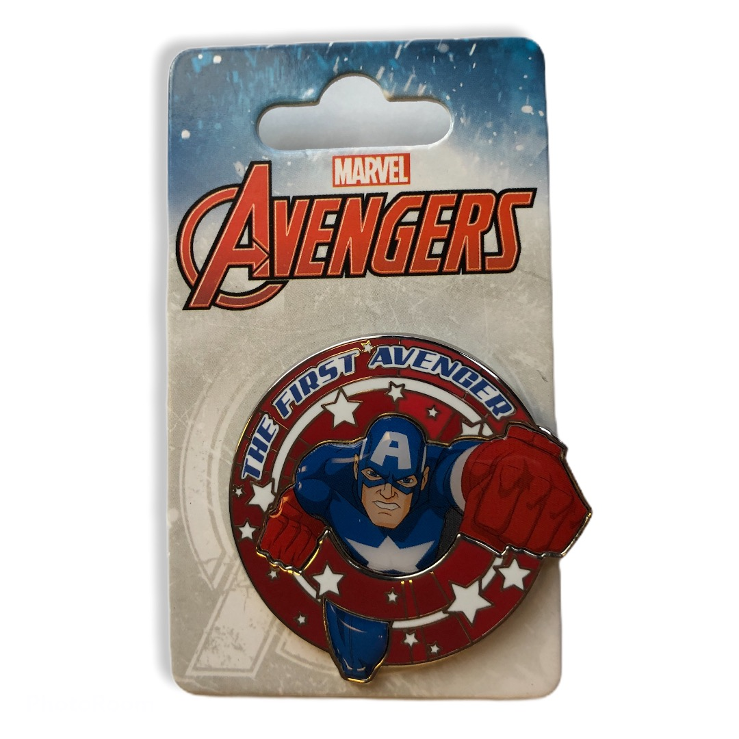 Marvel - Avengers : Pin\'s Captain America OE
