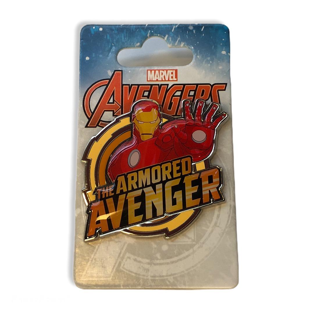 Marvel - Avengers - Pin\'s Iron-Man OE
