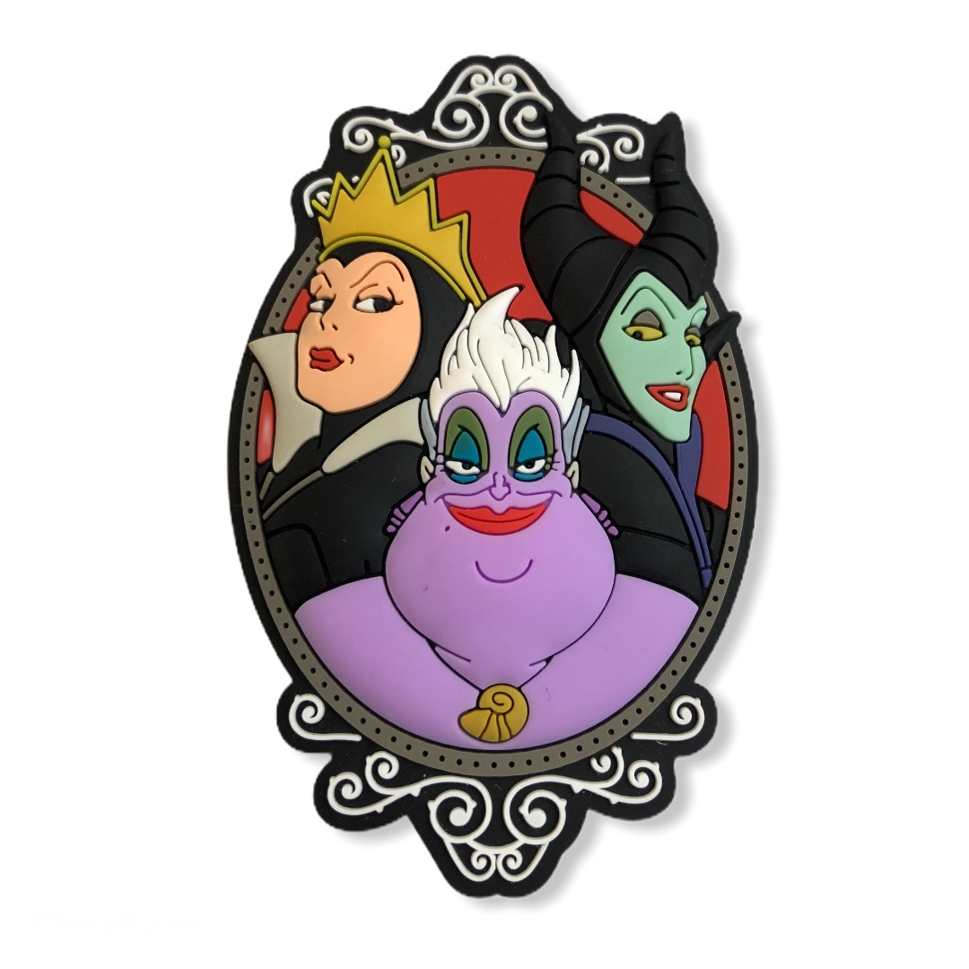 Disney - Magnet Villains