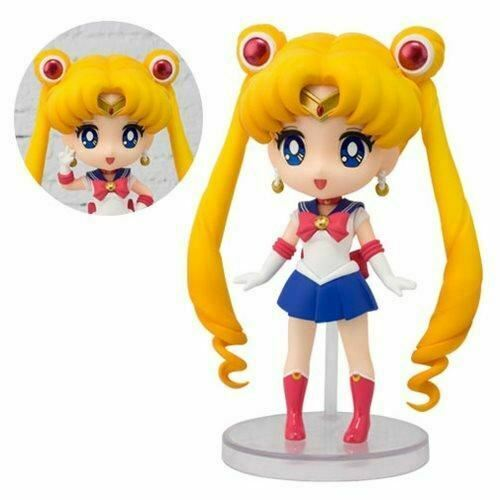 Sailor-Moon - Figuarts Mini 001 : Figurine Sailor Moon