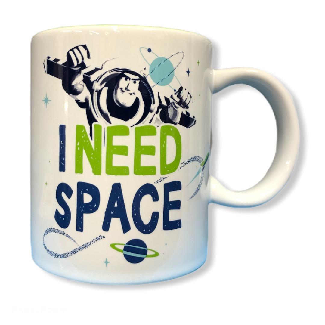 Pixar - Toy Story : Mug « I need space »