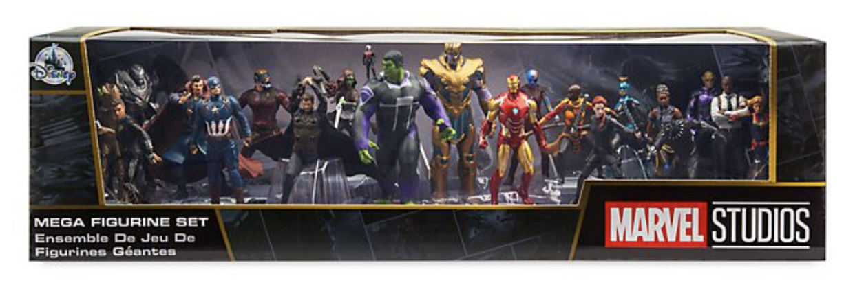 Marvel - Avengers : Méga ensemble de figurines Marvel