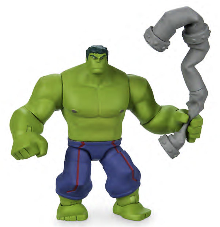 Marvel - Toy Box : Figurine articulée Hulk