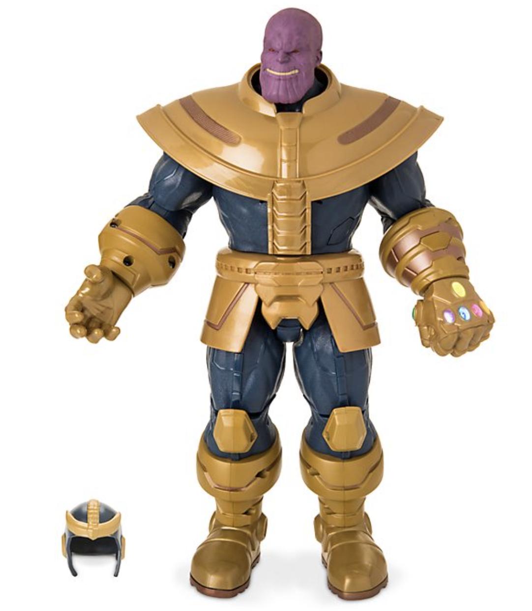 Marvel - Avengers : Figurine Thanos parlante