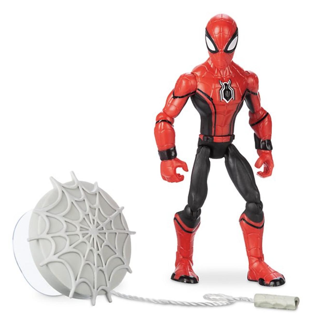 Marvel - Toy Box : Figurine articulée Spider-Man
