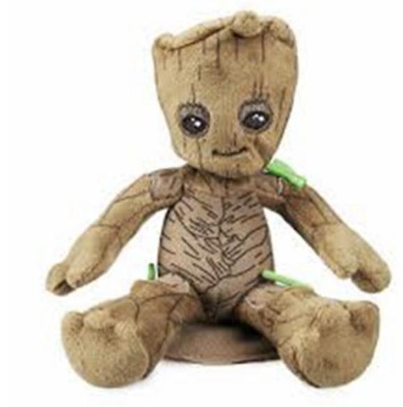 Marvel - Les gardiens de la galaxie : Peluche aimantée Groot
