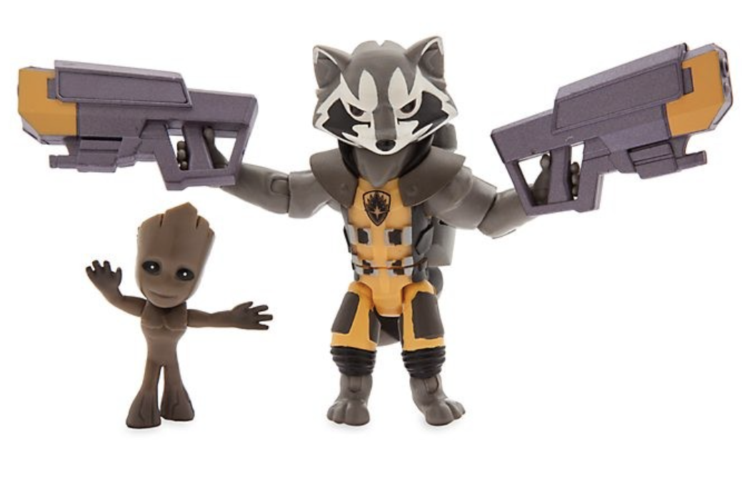 Marvel - Toy Box : Figurine articulée Le gardiens de la galaxie