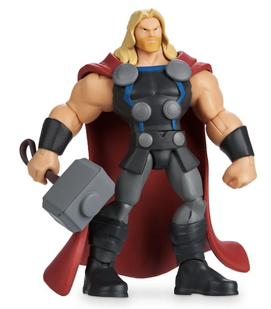 Marvel - Toy Box : Figurine articulée Thor