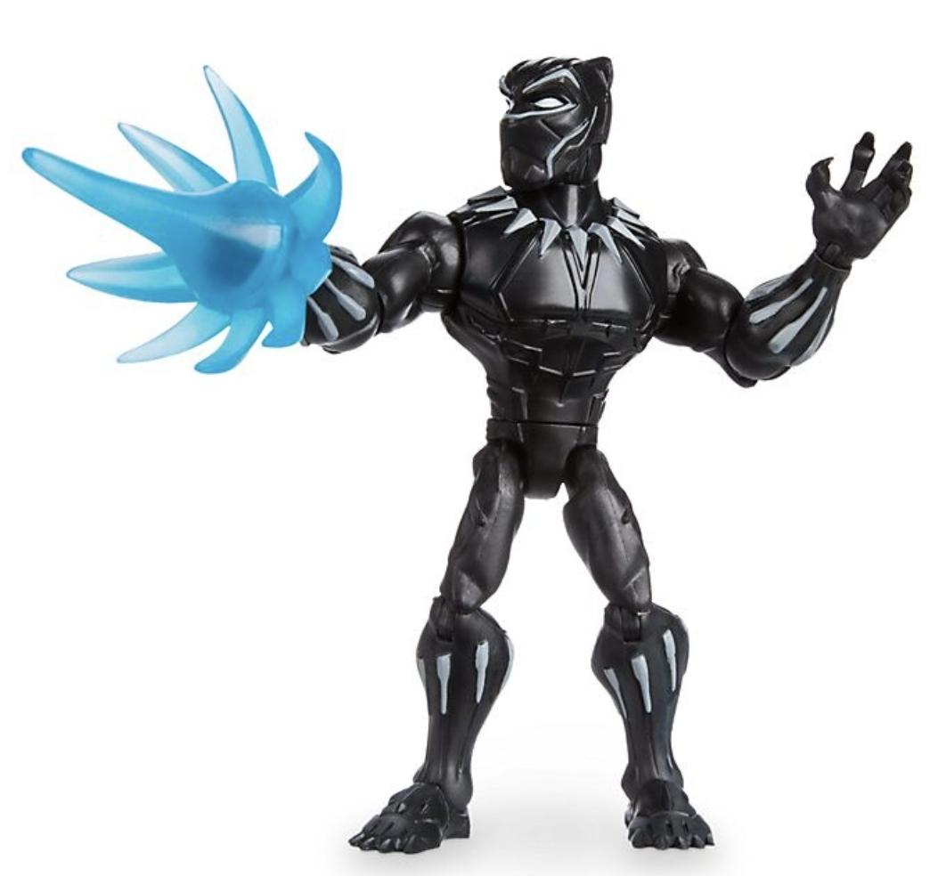 Marvel - Toy Box : Figurine articulée Black Panther