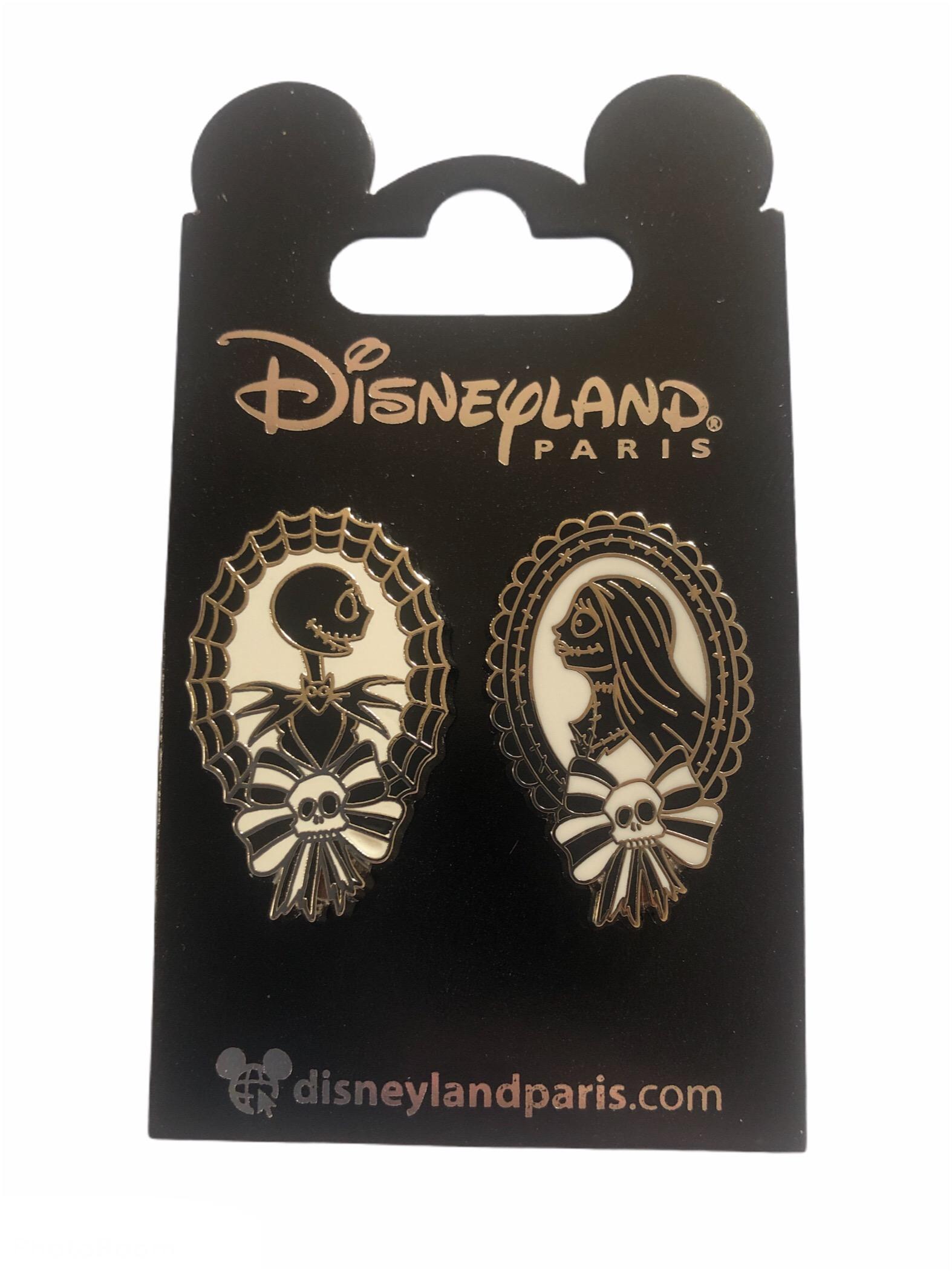 Disney - L\'étrange noël de Monsieur Jack : Pin\'s Cameo OE