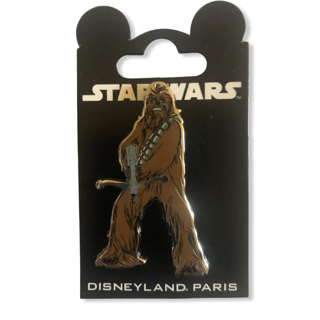 Star Wars : Pin\'s SW Chewbacca OE