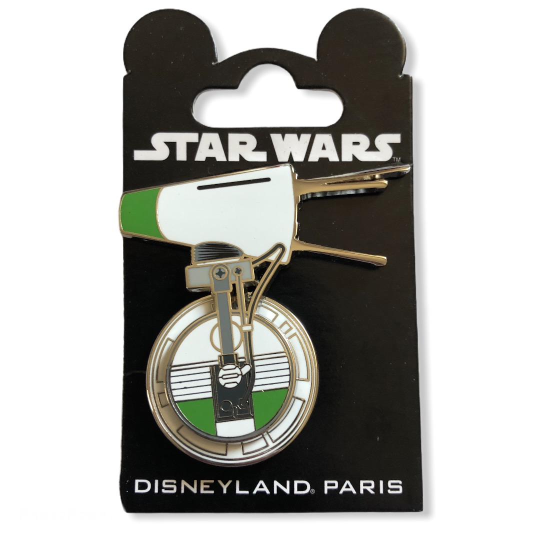 Star Wars : Pin\'s SW DO OE