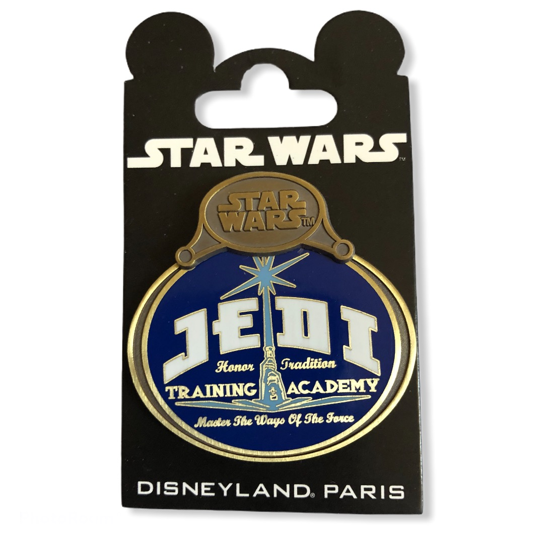 Star Wars : Pin\'s Jedi Training Academy OE