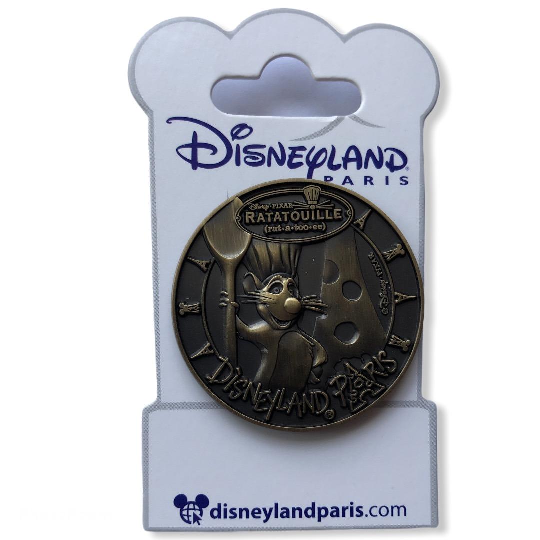 Disney - Ratatouille : Pin\'s médaille OE