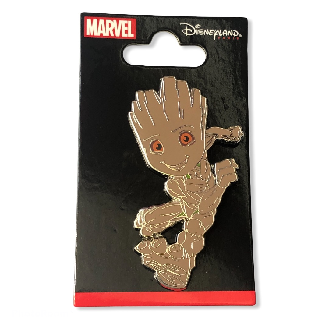 Marvel - Les gardiens de la galaxie : Pin\'s Groot OE
