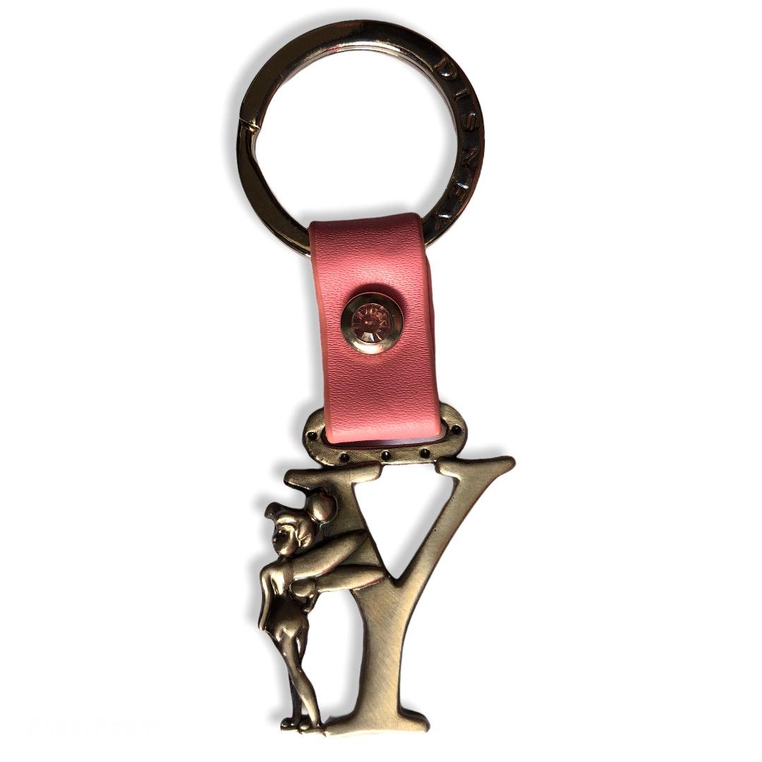 Disney - Clochette : Porte-clé lettre Y
